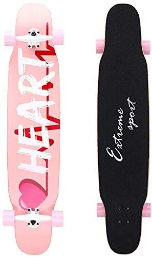 SCLL Robustes Old School Deck Herz Skateboards