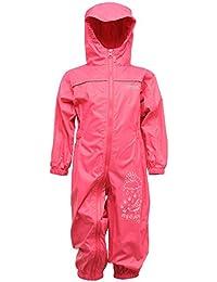 Regatta Girls Puddle III Rain Suit
