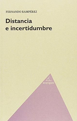 Distancia e Incertidumbre, Colección Filosofía