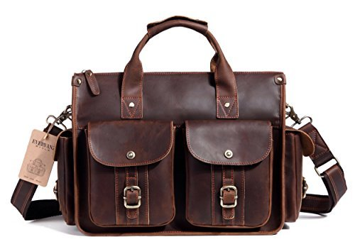 evervanz-tote-handmade-vintage-leather-briefcase-without-flap-for-15-inch-laptop-shoulder-bag-handba