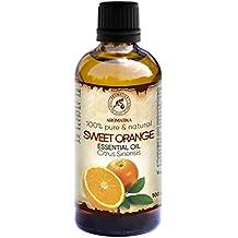 Arancio it Amazon Olio Puro Di WdxBeorC