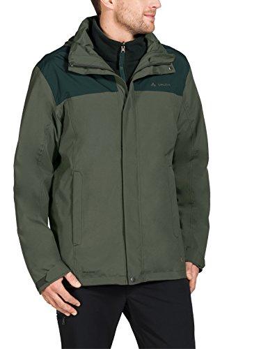 VAUDE Herren Kintail 3in1 Jacket III Doppeljacke, Olive, S