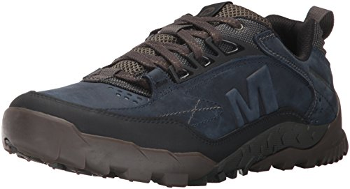 Merrell Annex Trak Low, Zapatillas de Senderismo para Hombre, Azul Sodalite, 43 EU