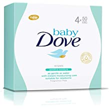 Dove, Paño y toallita facial (Sensitive) - 4 de 50 Unidades (Total