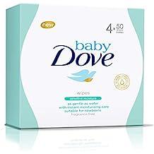 Dove, Paño y toallita facial (Sensitive) - 4 de 50 Unidades (Total