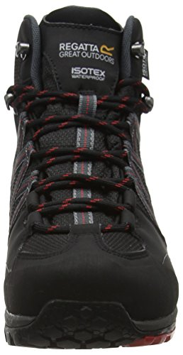 Regatta-Men-Samaris-Mid-High-Rise-Hiking-Boots-Black-BlkChineser-11-UK-46-EU