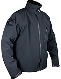 Web-tex Soft Shell Jacket Black