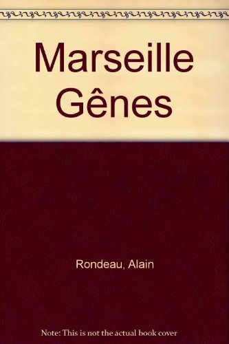 Marseille Gênes