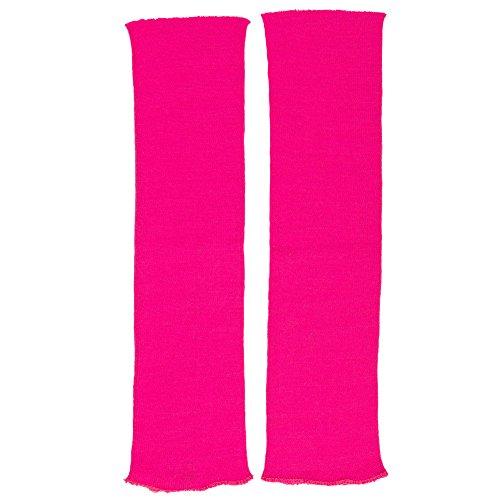 Widmann 05826 - Stulpen Strumpf, One Size, pink
