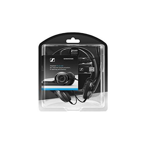 Sennheiser PC 8 USB Headset, schwarz - 9