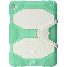 Griffin Survivor All-Terrain - Funda para Apple iPad Air 2/iPad Pro, color verde