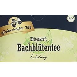 Goldmännchen Bio Bachblütentee, Geduld und innere Ruhe, 40 g