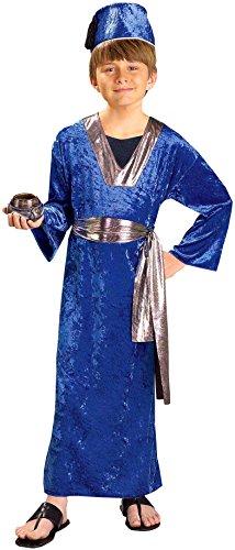 Biblical Times Wiseman Costume Child (Kinder Wiseman Kostüme)