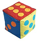 #8: Dice (small size) Bean Bag stool Cover Without Beans