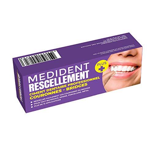 Ciment dentaire Medident à forte adhérence