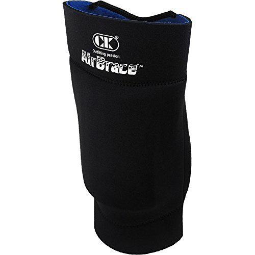 Cliff Keen Air Brace Wrestling Knee Pad - SIZE: Small, COLOR: Black by Cliff Keen