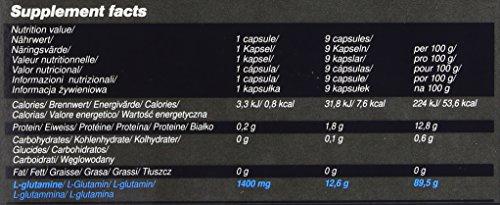 Olimp L-Glutamine Mega Capsules Blister Box – 30 x Pack of 30 Capsules (900 Capsules)