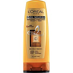 L'Oreal Paris 6 Oil Nourish Conditioner Scalp and Hair, 175ml