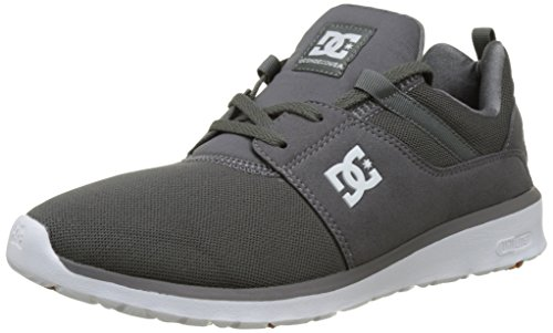 Dc Heathrow M Herren Sneakers Grau