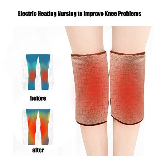 SW Beine Massageger?te Bein-Massage Geraet mit Wiederaufladbare Gelenkschmerzen für Osteoarthritis