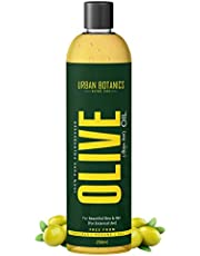 UrbanBotanics 100 Pure Cold Pressed Olive Oil For Hair and