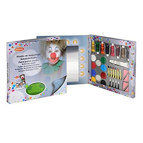 Asl Pro (Goodmark Aqua Face Farben Studio im Set, 1er Pack (1 x 35 Stück))