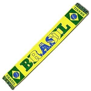 *** PROMOTION *** Echarpe supporter - Brésil