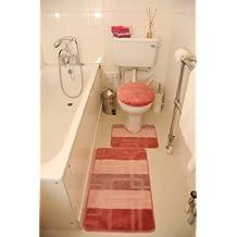 Suchergebnis auf Amazon.de für: Badezimmergarnitur, rosa