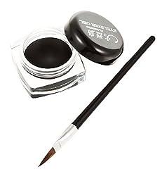 Ama-ZODE Schwarz Cosmetic Wasserdichte Eyeliner Eyeliner Schatten Gel