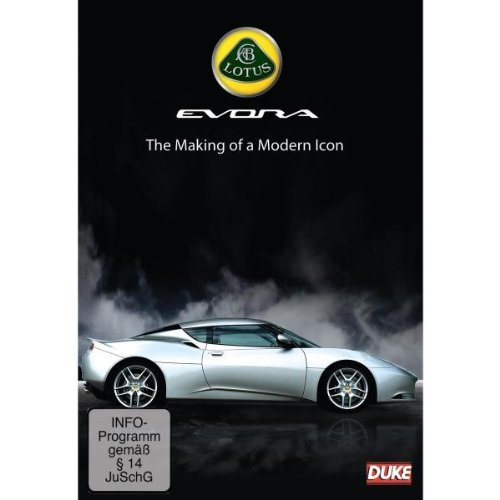 lotus-evora-the-making-of-a-mo-import-anglais