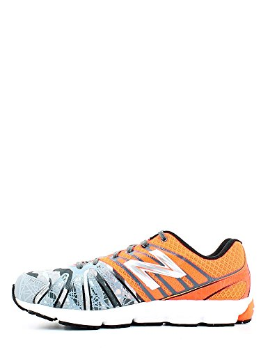 New balance NBKJ890OCG Scarpa ginnica Donna GREY/ORANGE/WHITE