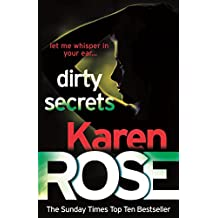 Dirty Secrets (A Karen Rose Novella) (Romantic suspense)