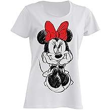 e04888720 Amazon.es  camiseta disney mujer