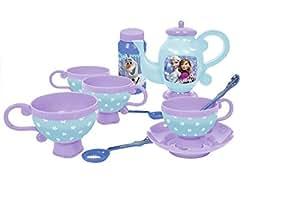 """Service à thé a bulles Disney Frozen """" La reine des neiges"""""""