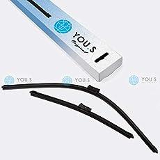 2 YOU.S Original 3397014156 SCHEIBENWISCHER VORNE 650 + 400 mm