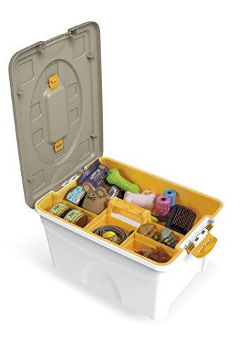 Zoom IMG-1 bama pet cassetta trasportabile porta