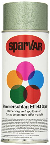SparVar Lackspray Hammerschlag RAL 6011 400 ml, resedagrün (maschinengrün), 6003276