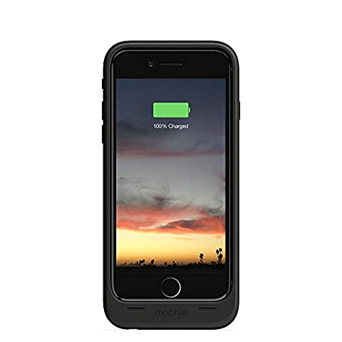 mophie juice pack air Compact Battery Case for iPhone 6/6S - Black