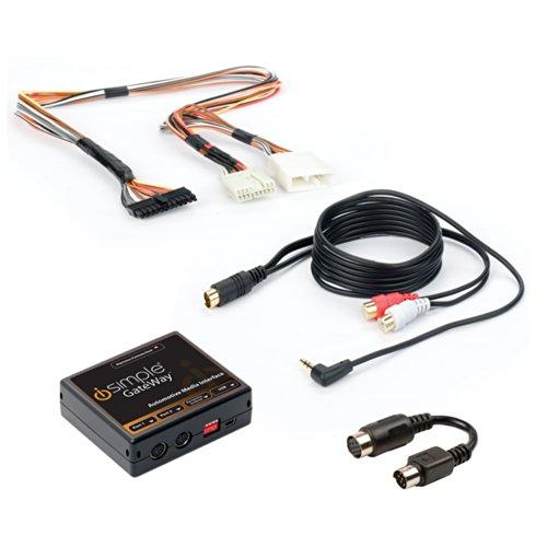 isimple-satellite-radio-upgrade-kit-with-auxiliary-audio-input-for-select-honda-acura-vehicles-frust