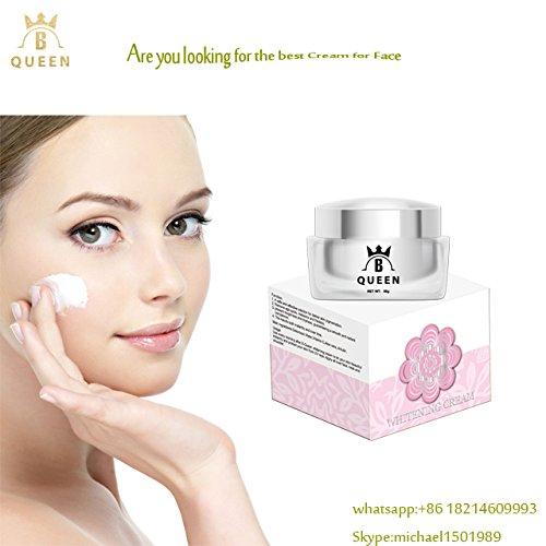 Crème anti-taches 50g / B QUEEN Crème blanchissante pour la peau. 100% naturel !!! Réduit la pigmentation et crée un blanchiment profond de la peau et une réparation parfaite !!!