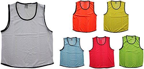 Leibchen für Erwachsene - Farbe: weiß (Erwachsene Für Leibchen)
