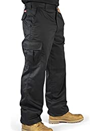 de2b4d86bd Amazon.co.uk: Lee Cooper - Trousers / Work Utility & Safety Clothing ...