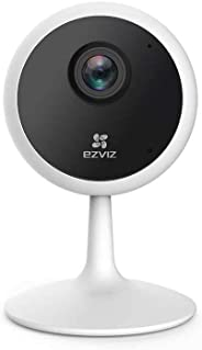 EZVIZ C1C 1080p Indoor WiFi Security Camera Smart Motion Detection Zone Full Duplex Two-Way Audio 40ft Night Vision 2.4GHz,