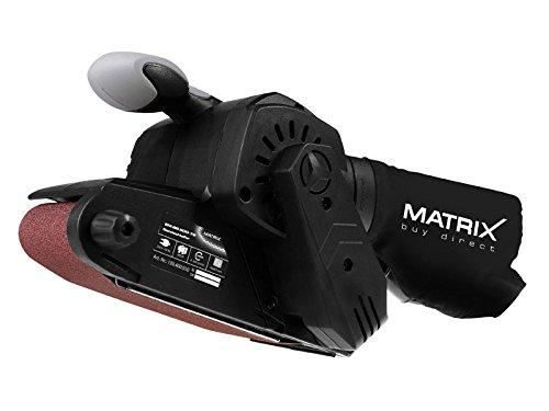 MATRIX 130400050 - LIJADORA DE BANDA