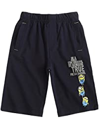 Minions Despicable Me Chicos Bermudas 2016 Collection - Azul