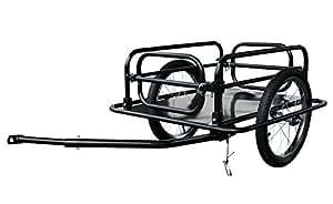 fahrradanh nger lastenanh nger faltbar klappbar fahrrad transportanh nger 16zoll. Black Bedroom Furniture Sets. Home Design Ideas