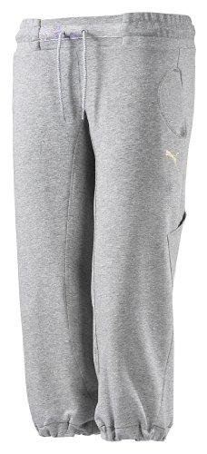 PUMA pantalon move pour femme 3/4 Gris - Gris