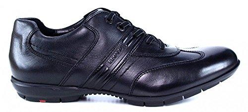 Lloyd  Amsterdam 25519-00, Chaussures à lacets homme Noir