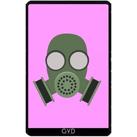Custodia per Kindle Fire 7 pouces (2012 Version) - Gasmask Esercito by ilovecotton