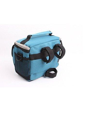 ZXC/Kamera Tasche/Bike Lenkertasche/Freizeit Sport/Radfahren/Fahrrad für alle Handys (Wasserdicht/tragbar) Blau